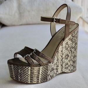 KORS Michael Kors Wedge Sandals